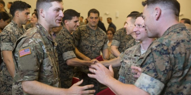 Soldiers beat out Marines for top spots at Marine sniper course | Military Times