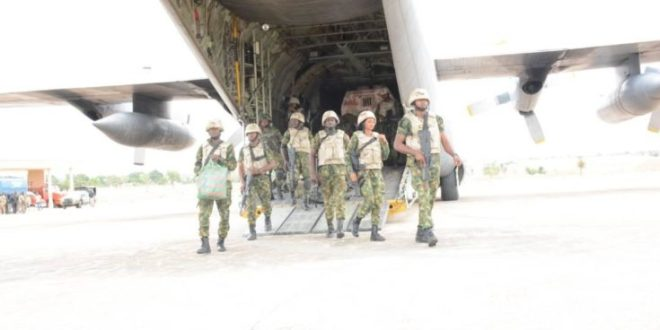 Nigerian Air Force Deploys Special Forces To Taraba | TV360 Nigeria