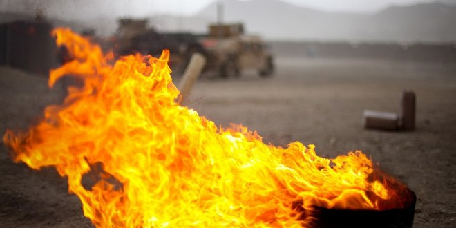 Appeals court tosses veterans' lawsuits over burn pits | Military Times