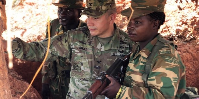 Mattis: Despite recent KIAs in Africa, US troops aren't there for combat | Military Times