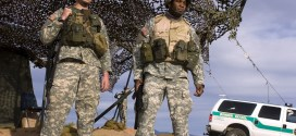 National Guard troops providing manpower at state's borders | Army Times