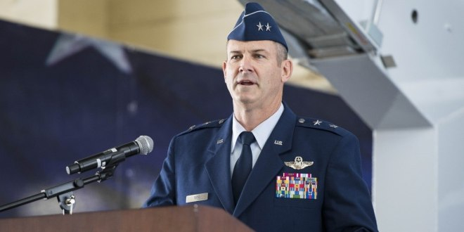Experienced fighter pilot, Iraq veteran takes command at AFPC | Air Force Times