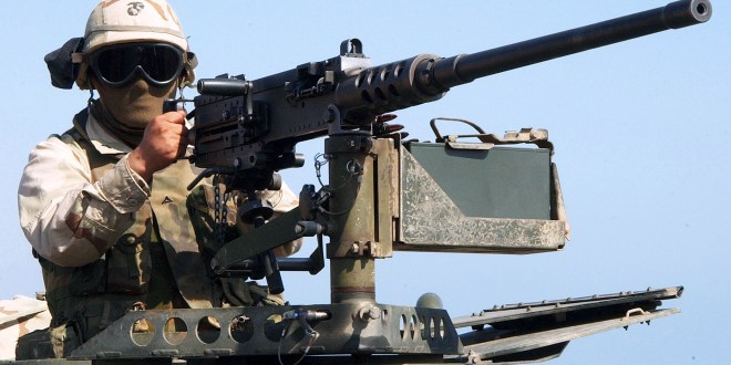 SNIPER SHOOTS ISIS FIGHTER DEAD FROM OVER ONE MILE AWAY WITH 40-YEAR-OLD GUN | Newsweek