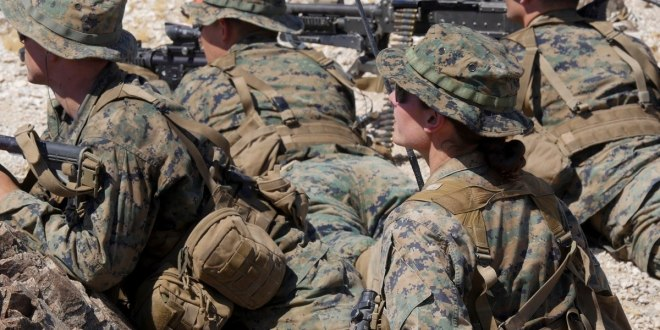 Meet the first female Marine to graduate IOC and lead an infantry platoon | Marine Corps Times