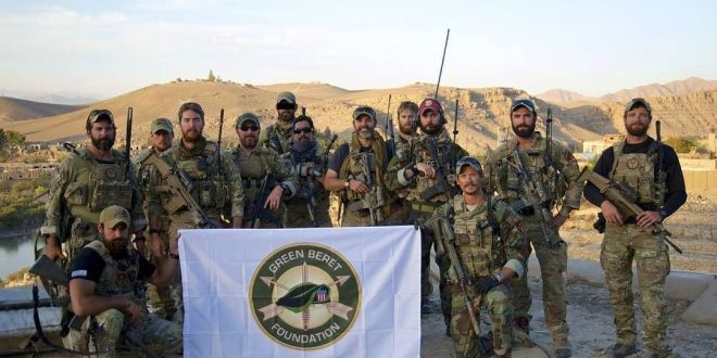 Green Beret Foundation Announces Resignations Of Executive Director And Director Of Finance | PRNESWIRE