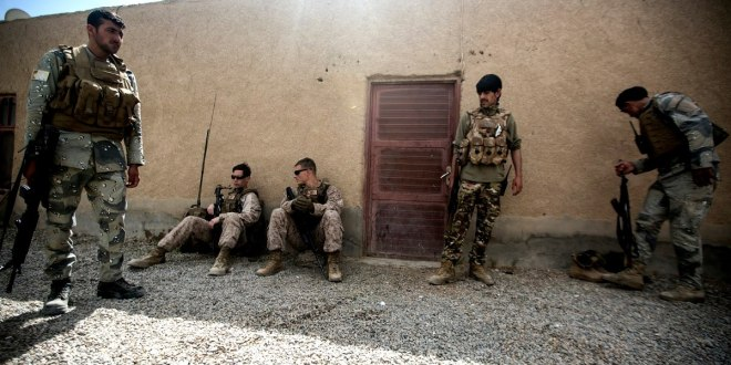 Marine in Afghanistan awarded Purple Heart after surviving shot to the head | Marine Corps Times