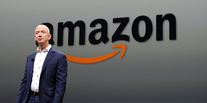 Amazon founder Jeff Bezos has some advice for the Air Force | Defense News