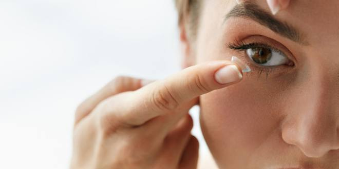 Eye infection in contact lens wearers can cause blindness | Science Daily