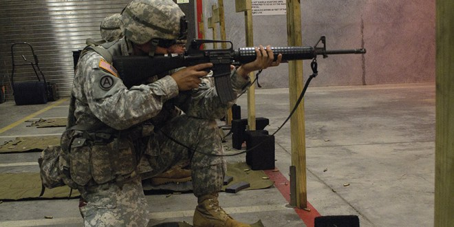 Army Serious About Fielding 6.8 Caliber Round | National Defense Magazine