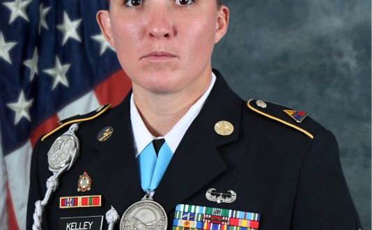 Easley woman shares how she became the first enlisted soldier to become an Army Ranger | Greenville Online