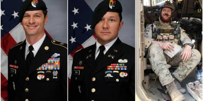 DOD Identifies Three Operation Freedom's Sentinel Casualties | US Department of Defense