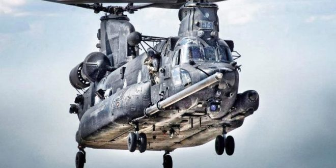 UK Special Forces to get SOF Chinooks | News Rep