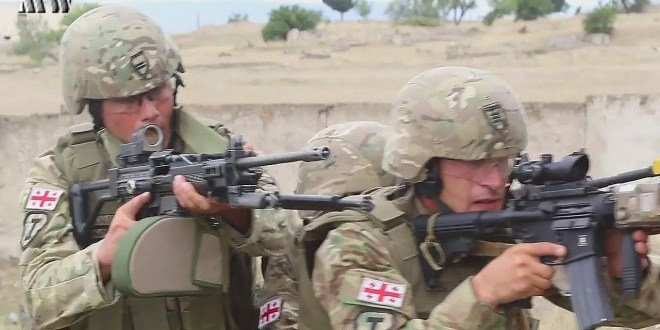 NOBLE PARTNER 18: COMBINED URBAN OPERATIONS | Citizen Soldier