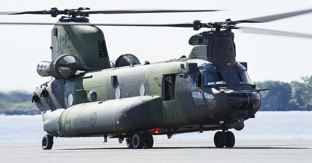 Boeing To Supply Four MH-47G Helicopters For US Special Ops Forces | Defense World