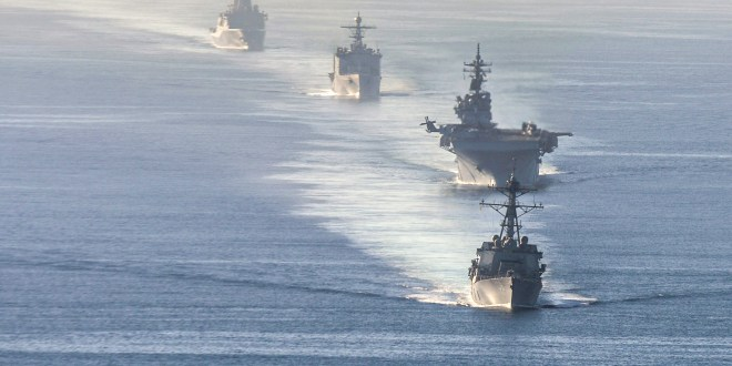 Navy Pitching Amphibious Warship Overhaul to Boost Lethality, Survivability | USNI News