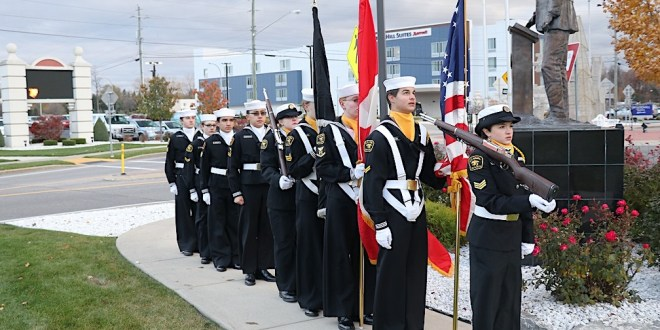 Public invited to 3rd annual Veterans Day celebration in Patriots & Heroes Park | WNY Papers