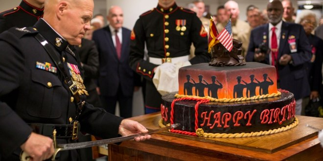 'To Corps, country, and each other': Top Marine's birthday message may leave you hiding tears | Marine Corps Times