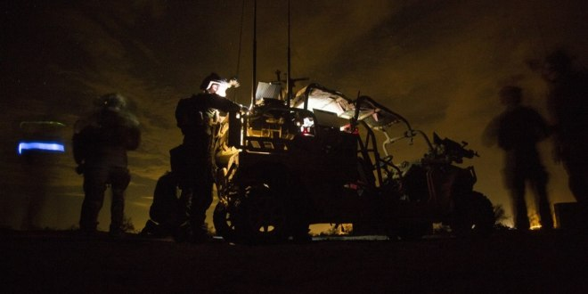 Here's why Marine Raiders want to take down GPS, cellphones and a Russian navigation service | Marine Corps Times