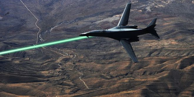 The Air Force Will Test Laser Weapons by 2021 | Popular Mechanics