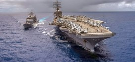 Top US Navy officer releases updated strategy document: Five takeaways | Defense News