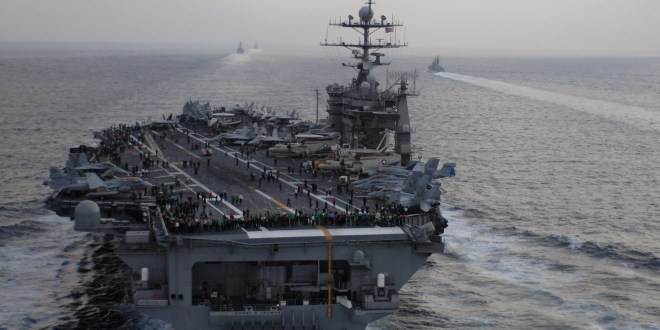 Its historic deployment over, what does the Truman Carrier Strike Group do now? | Navy Times