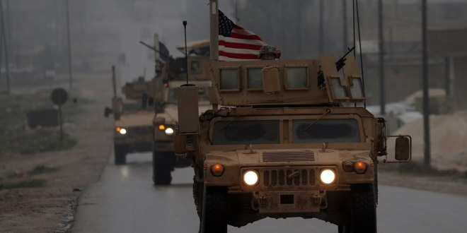 Two US troops, two American civilians killed in ISIS attack in Syria | Military Times