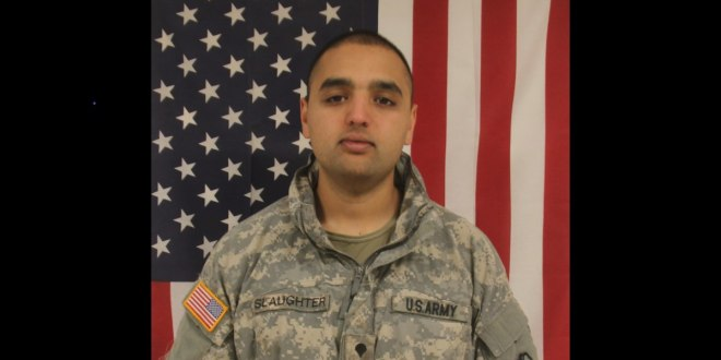Army identifies Alaska soldier found dead in company arms room   Army Times