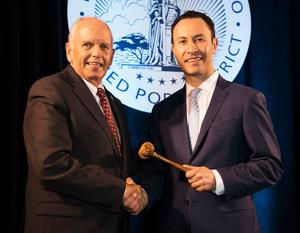 Garry Bonelli Installed As Port Of San Diego Chairman; Calls For Upgrade Of Ferry Landing | Coronado Eagle and Journal