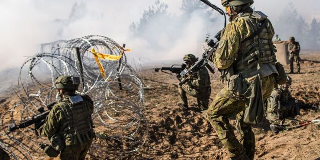 Germany wants Poles, Italians and Romanians to beef up its military | Stars and Stripes