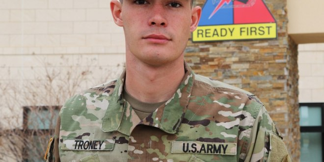 That hero soldier who saved a life with just a pen and a sweatshirt? Apparently, he made it all up. | Army Times