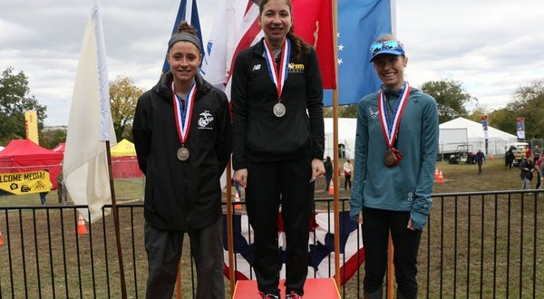 Navy men, Air Force women earn gold in Armed Forces marathon competition | Armed  Forces Sports