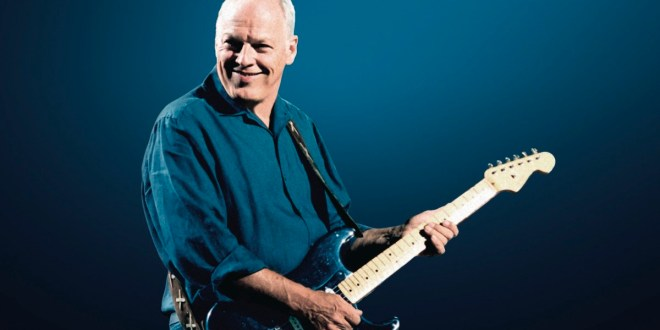 DAVID GILMOUR IS AUCTIONING OFF HIS GUITAR COLLECTION | UCR