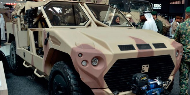 AJBAN Long-Range Special Operations Vehicle (LRSOV) | Army Technology