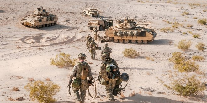 New in 2019: From tanks to Strykers, major brigade combat team conversions are coming this year | Army Times