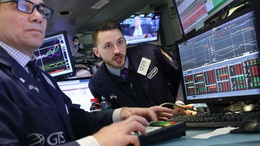 'Panic buying' likely to drive stock market higher in the near term
