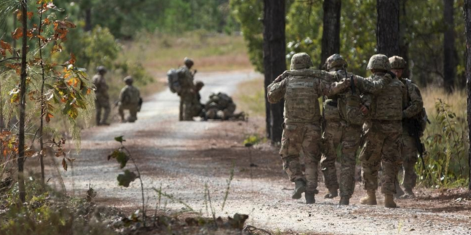 Army reportedly dishes out delayed punishment to Green Beret over Niger ambush | Task and Purpose