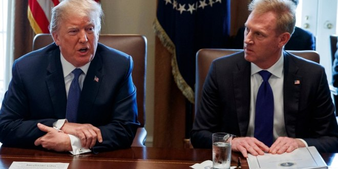 Acting US defense secretary will review programs to cut for wall funding | CNN