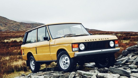 ROCK OUT IN A PERFECTLY RESTORED RANGE ROVER FOR JUST $170K | Wired
