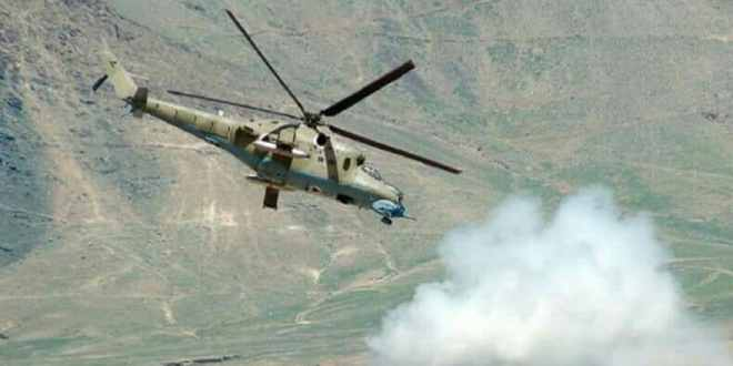 Airstrikes pound Taliban positions amid Afghan Special Forces raid in Helmand | The Khaama Press