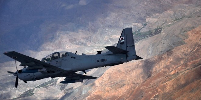 US special ops command at odds with Air Force over need for light-attack aircraft | Defense News