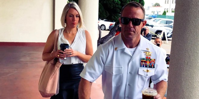 Navy SEAL sniper testifies he fired near innocent civilian Eddie Gallagher allegedly shot moments later | Task and Purpose