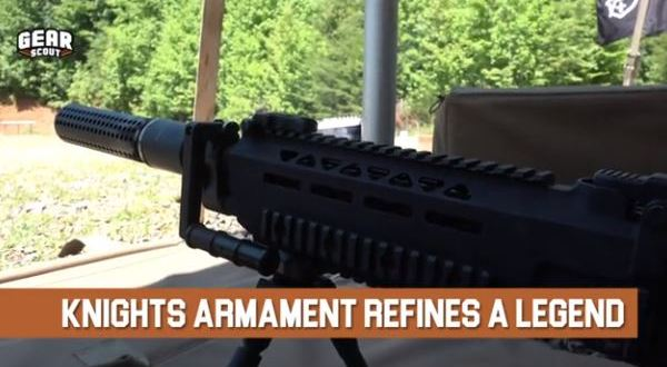 Video: GS Guide: Knights Armament refines the legendary Stoner 63 | Military Times