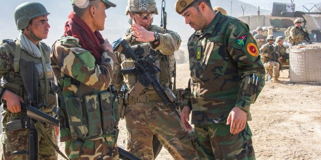 3rd Security Force Assistance Brigade activates, preps for Mideast missions|Army Times