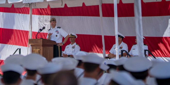 Socom Commander Addresses SEAL Graduates, Emphasizes Character | Defense.gov