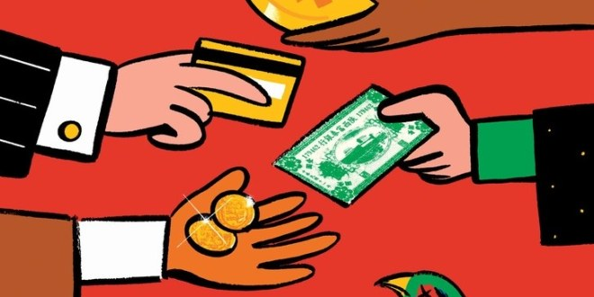 The Invention of Money| The New Yorker