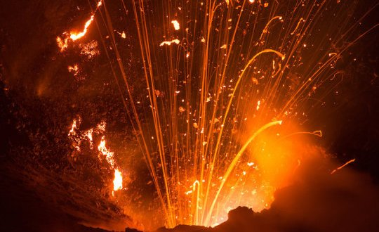 Jurassic world of volcanoes found in central Australia| Science Daily