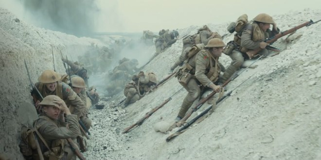 The first trailer for the star-studded World War I film '1917' is here, and it's a must-see  Military Times