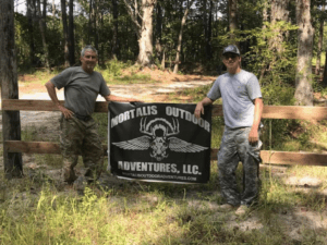Hope for the warriors and Mortalis outdoor adventures provide two-dayhunting retreat for U.S. Army Veterans| Hope for the Heroes