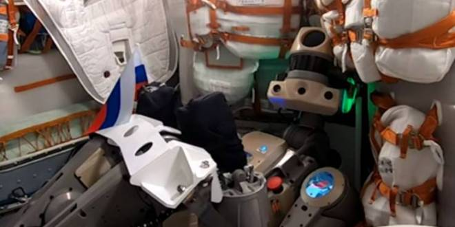 Russia's humanoid AI space robot is now on its way to the international space station   Newsweek