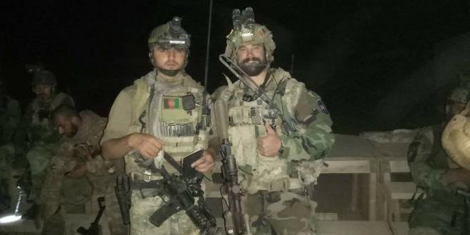 The Afghan Special Forces stormed a key Taliban compound in Baghlan province killing at least 4 militants. | Ava Press
